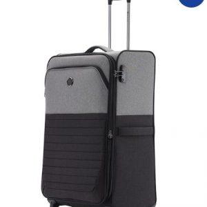 Tosca Grey Suitcase | Luggage