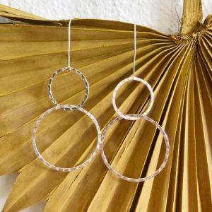 Lyron Silver Earrings