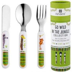 Jungle Cutlery Set