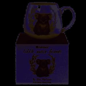 koala mug in a box